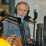 Shafiq on air at BFM Radio, Kuala Lumpur