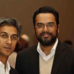 Rashid Toefy (CEO CTICC) and Advocate Achmat Toefy